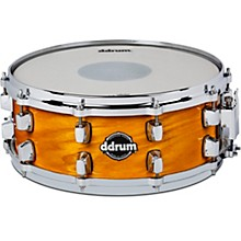 Dominion Birch Snare Drum with Ash Veneer 14 x 5.5 in. Gloss Natural
