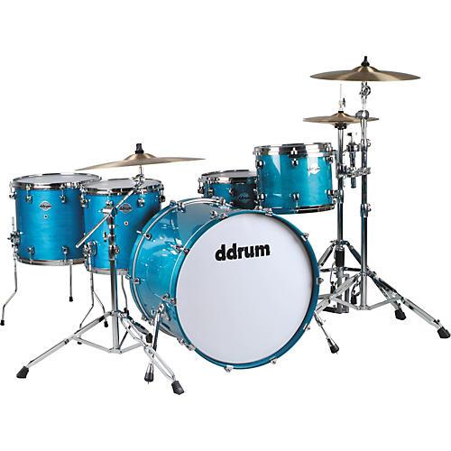 98cf61c1856e Ddrum Dominion Dorian 5-Piece Maple Drum Kit
