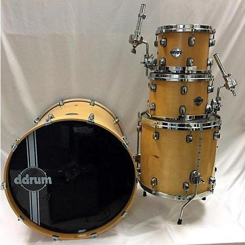 f1749c504638 Used Ddrum Dominion Maple Drum Kit