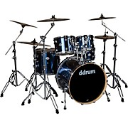 Dominion Series Birch 5-Piece Shell Pack Brushed Blue