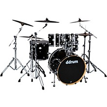 Dominion Series Birch 5-Piece Shell Pack Midnight Black