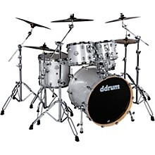 Dominion Series Birch 5-Piece Shell Pack Silver Sparkle