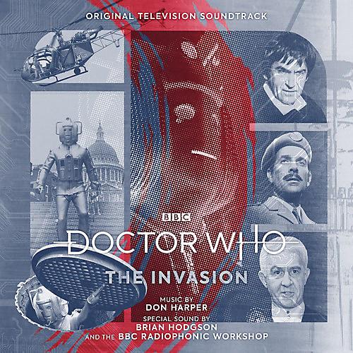 Alliance Don Harper - Doctor Who: The Invasion (Original Soundtrack)