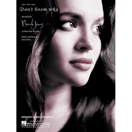 Hal Leonard Don't Know Why Concert Band Level 2 by Norah Jones Arranged by Paul Murtha