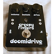 Creepy Fingers Effects Doomidrive Effect Pedal