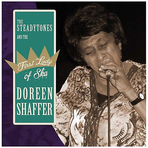 Alliance Doreen Shaffer - First Lady of Ska