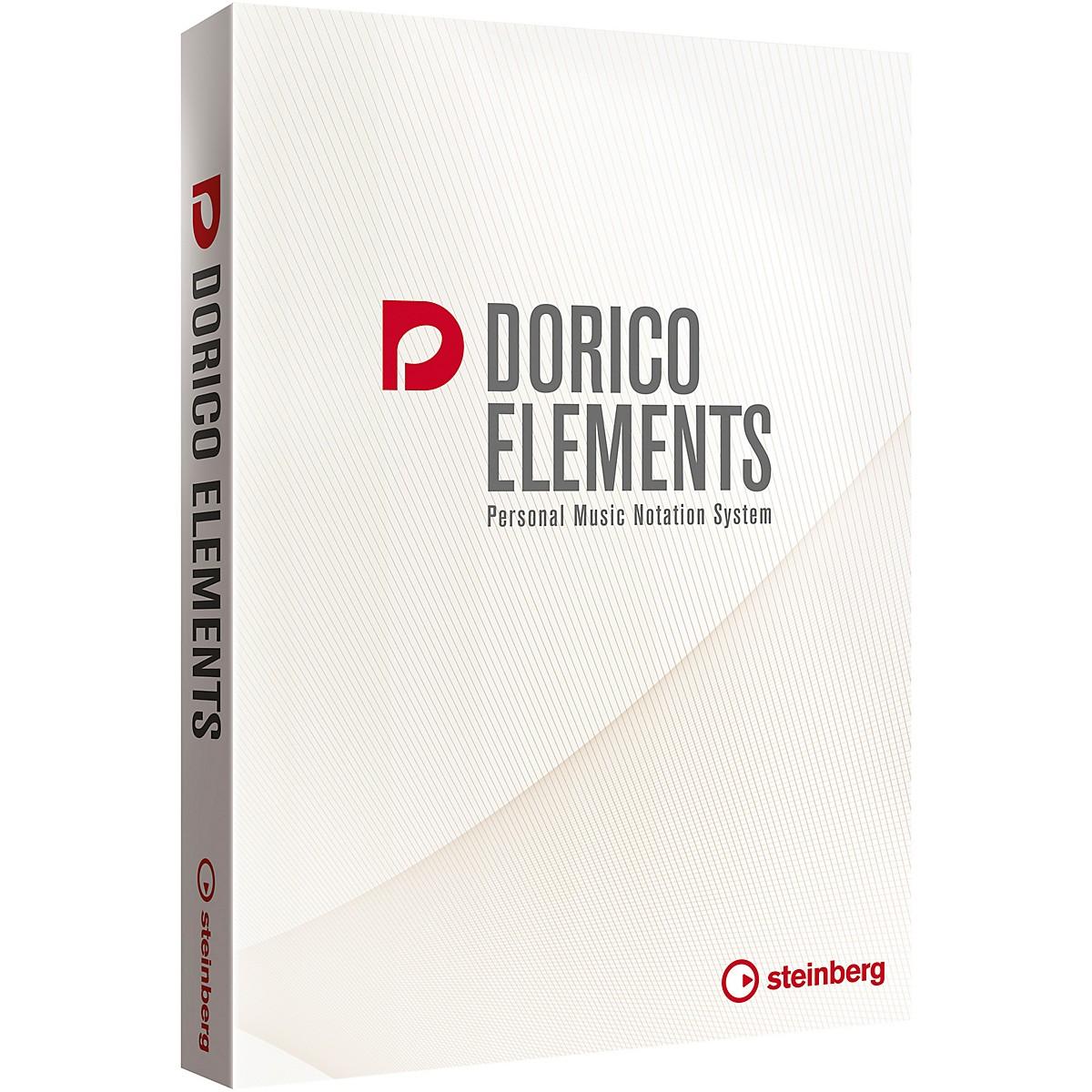 Steinberg Dorico Elements 2 Scoring Software (Boxed Version)