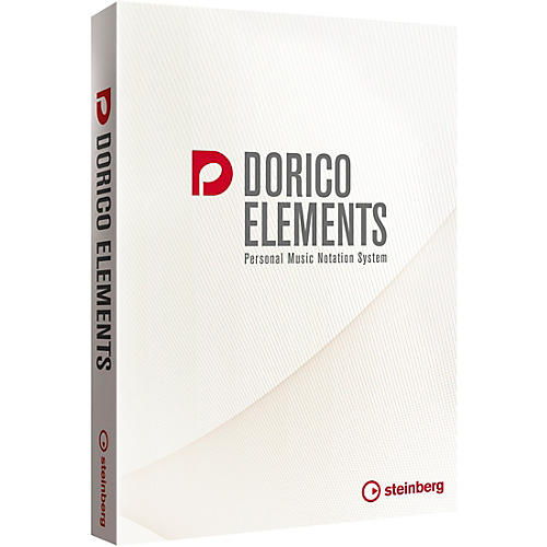 Steinberg Dorico Pro 2 Scoring Software Crossgrade (Boxed Version)