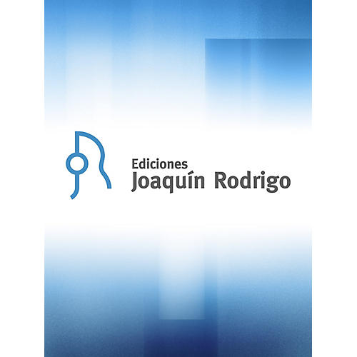 Schott Dos Miniaturas Andaluzas Schott Series Composed by Joaquin Rodrigo