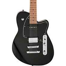 Double Agent OG Maple Fingerboard Electric Guitar Midnight Black