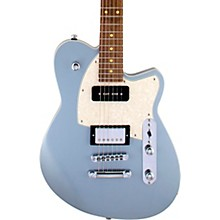 Double Agent OG Roasted Pau Ferro Fingerboard Electric Guitar Metallic Silver Freeze
