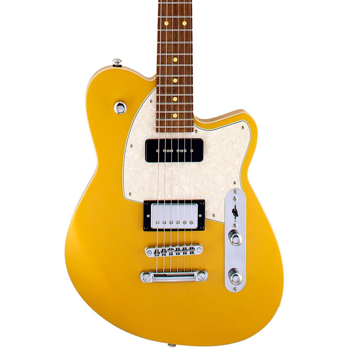 Reverend Double Agent OG Roasted Pau Ferro Fingerboard Electric Guitar