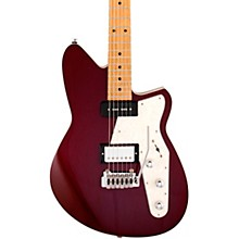 Double Agent W Maple Fingerboard Electric Guitar Medieval Red