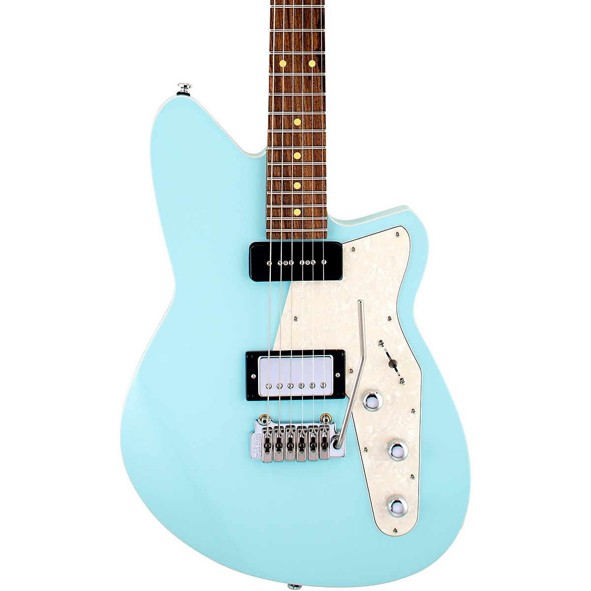 Reverend Double Agent W Roasted Pau Ferro Fingerboard Electric Guitar
