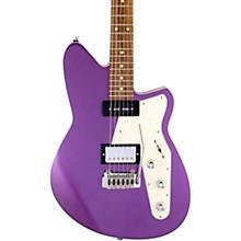 Double Agent W Roasted Pau Ferro Fingerboard Electric Guitar Italian Purple