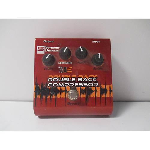 Seymour Duncan Double Back Compressor Effect Pedal