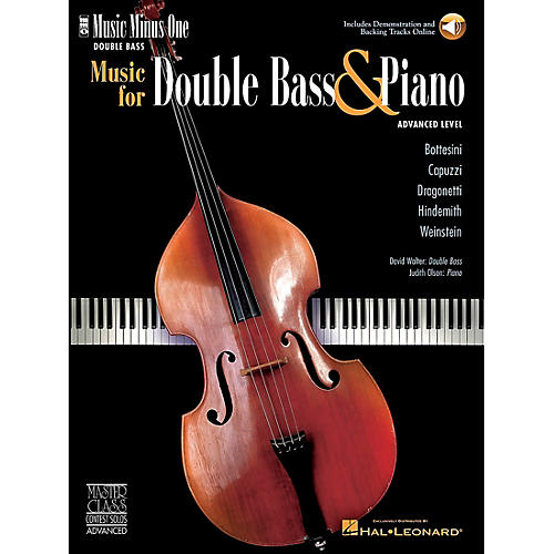 Hal Leonard Double Bass Contest Solos