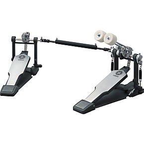 yamaha double bass drum pedal double chain drive with long footboards guitar center. Black Bedroom Furniture Sets. Home Design Ideas