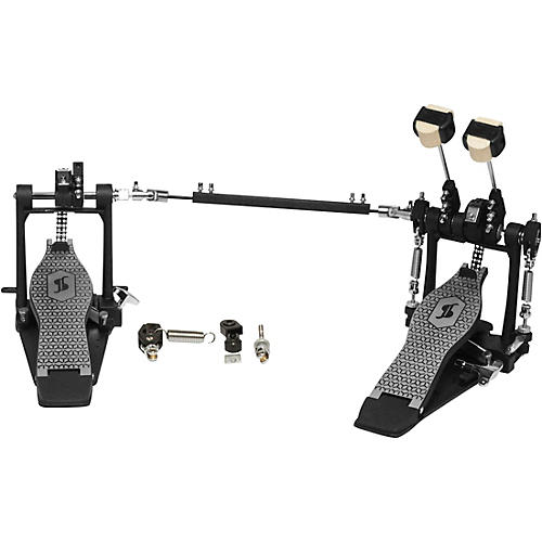 Stagg Double Bass Drum Pedal with Double Chain