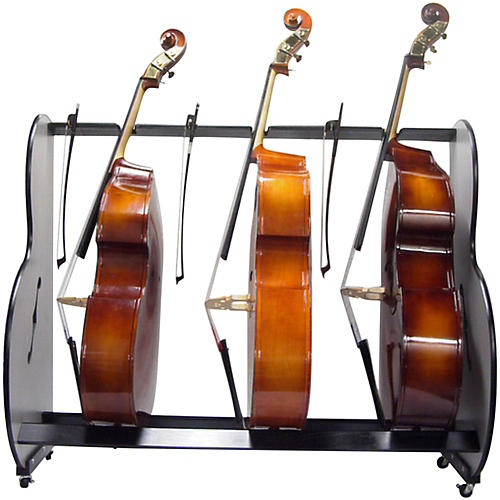 A&S Crafted Products Double-Bass Rack Box 3