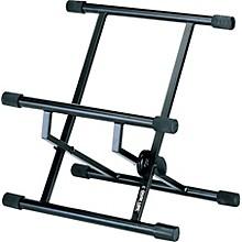 Quik-Lok Double-Brace Low-Profile Amp Stand