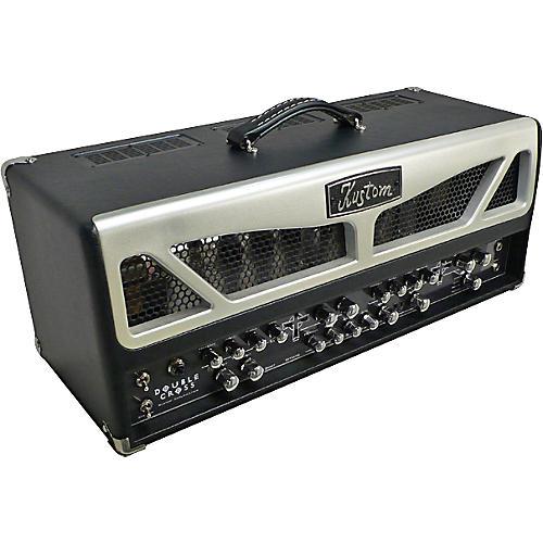 kustom double cross 100w tube guitar amp head guitar center. Black Bedroom Furniture Sets. Home Design Ideas