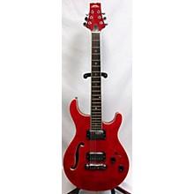 Stadium Double Cut Hollow Body Electric Guitar