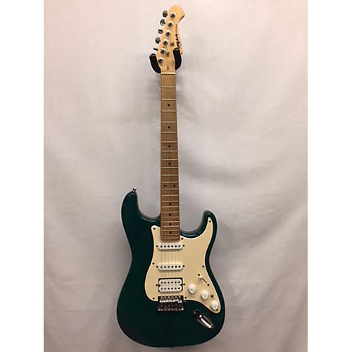 Aria Double Cut Solid Body Electric Guitar