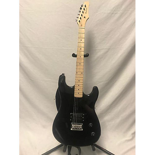 Davison Double Cut Solid Body Electric Guitar