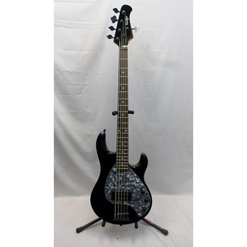 OLP Double Cutaway Electric Bass Guitar