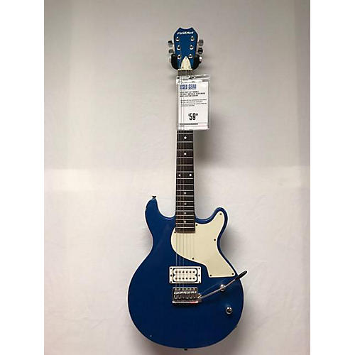 First Act Double Cutaway Solid Body Electric Guitar