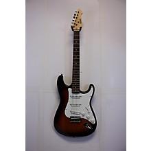 Austin Double Cutaway Solid Body Electric Guitar