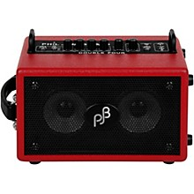 Double Four 70W Bass Combo Amp Red