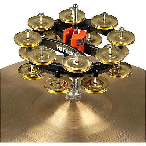 RhythmTech Double Hat Trick G2 Hi-Hat Tambourine