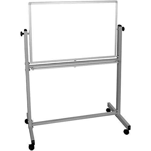 H. Wilson Double Sided Mobile Whiteboard