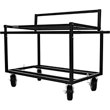 Pageantry Innovations Double Speaker Stack Cart