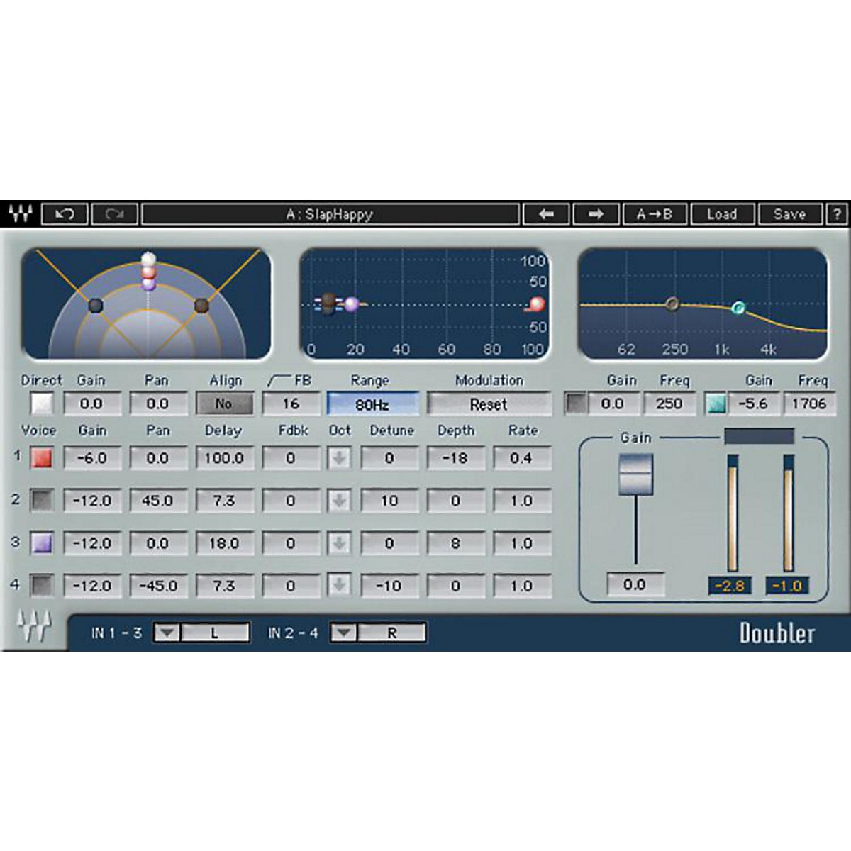 Waves Doubler Native/TDM/SG Software Download
