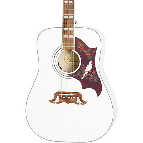 Epiphone Dove Studio Limited-Edition Acoustic-Electric Guitar