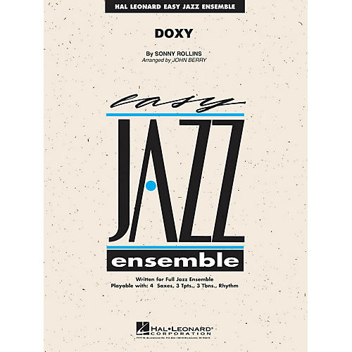 Hal Leonard Doxy Jazz Band Level 2 Arranged by John Berry