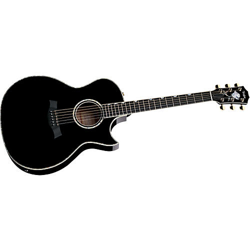 Taylor Doyle Dykes Deluxe Grand Auditorium Cutaway Acoustic-Electric Guitar (2011 Model)