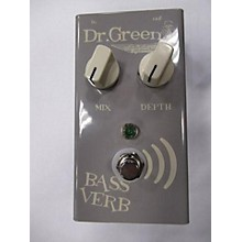 Ashdown Dr Green Effect Pedal