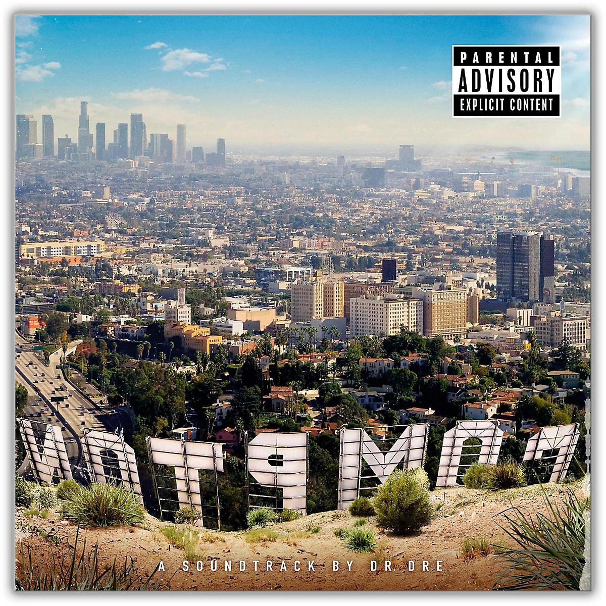 Universal Music Group Dr. Dre  - Compton Soundtrack LP