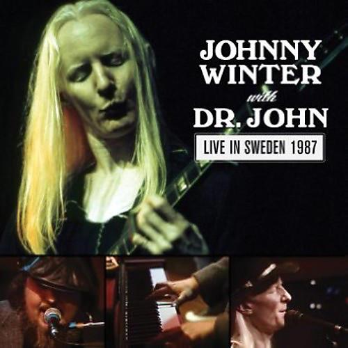 Alliance Dr. John - Live in Sweden 1987   Johnny Winter & Dr. John