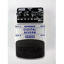 Behringer Dr100 Effect Pedal