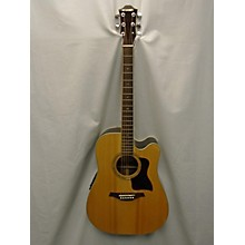 Hohner Dr500ce Acoustic Electric Guitar