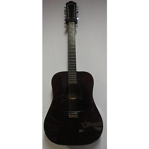 Used Ventura Dreadnaught 12 String Acoustic Guitar Guitar Center