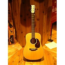 Martin Dreadnought Junior Acoustic Electric Guitar