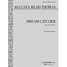 G. Schirmer Dream Catcher (Solo Viola) String Solo Series