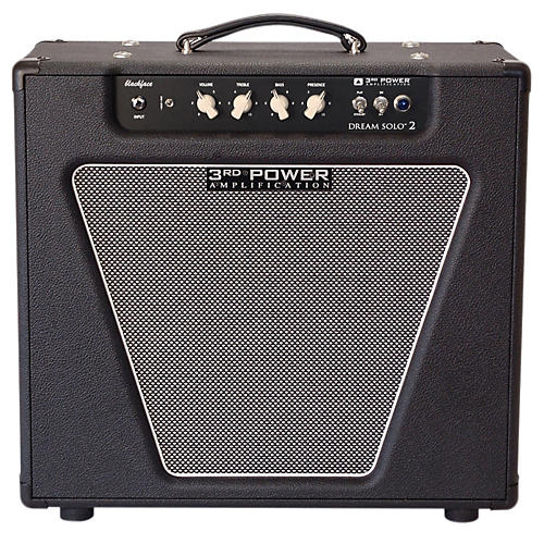 3rd Power Amps Dream Solo 2  22W 1x12 Tube Guitar Combo Amp