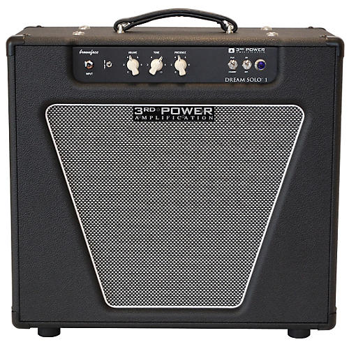 3rd Power Amps Dream Solo 22W 1x12 Tube Guitar Combo Amp